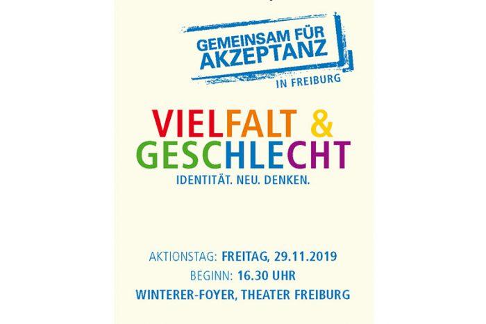 EINLADUNG 29.11.2019. Aktionstag Für Akzeptanz In Freiburg Web