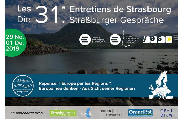 Straßburger Gespräche | 29.11-01.12.2019