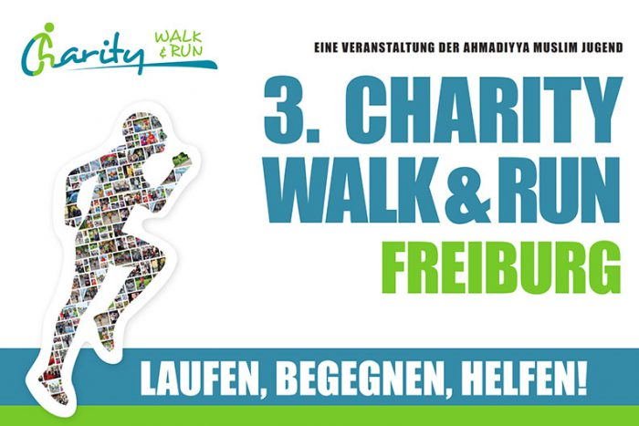 3. Charity Walk & Run In Freiburg | 11. April 2020