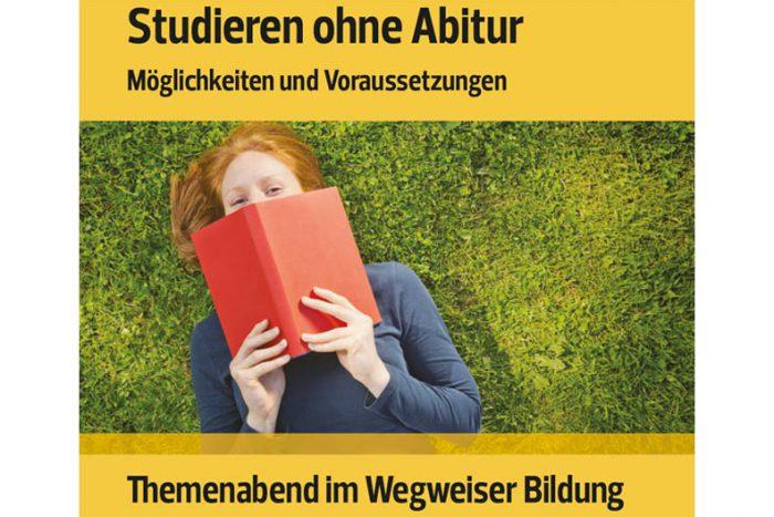 Themenabend – Studieren Ohne Abitur | 10.02.2020