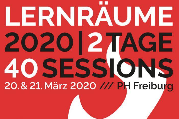 Barcamp Lernräume 2 Tage / 40 Sessions | 20. & 21. März 2020