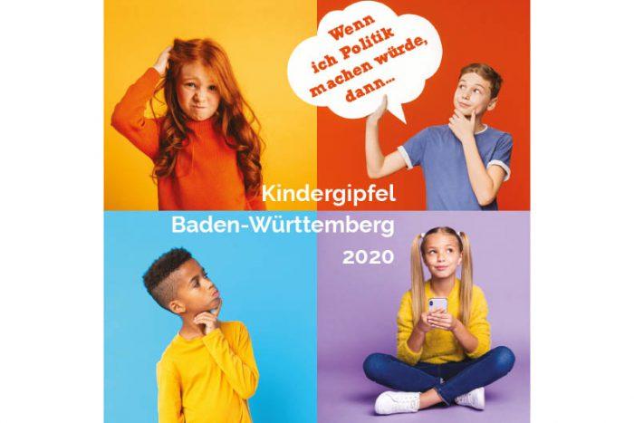 Kindergipfel Baden-Württemberg 2020