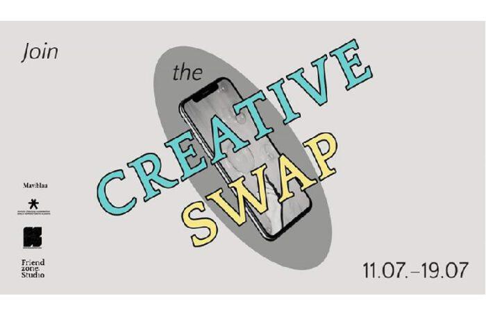 Creative Swap: Online-Austausch & Fotografieprojekt Für Junge Leute | 11.- 19. Juli 2020