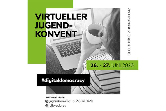 Virtueller Jugendkonvent | 26.06.2020