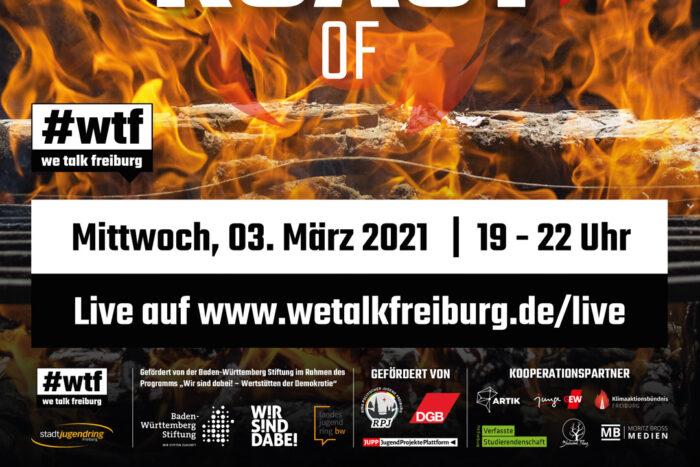 THE ROAST OF – Das Kandidat*innen Grillen Zur Landtagswahl 2021