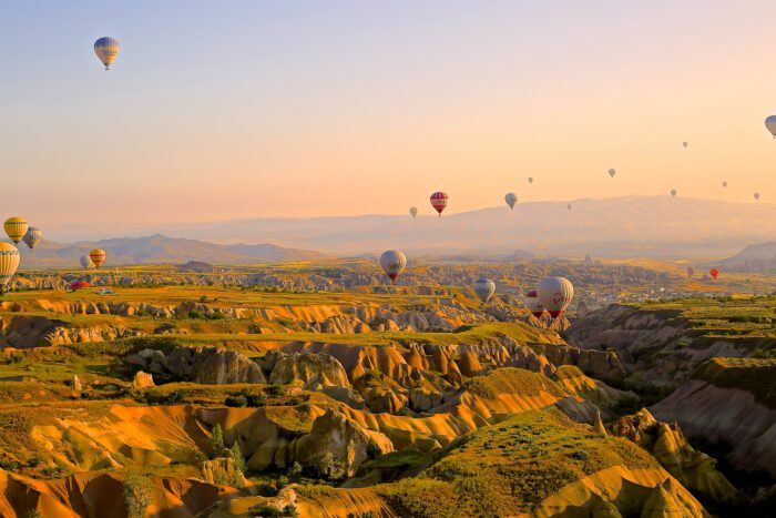 Hot Air Balloons 828967 1920