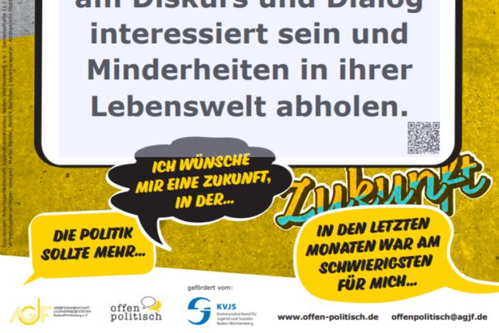 #Lautstark Zur Bundestagswahl