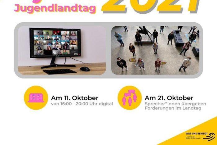 HYBRID-JUGENDLANDTAG 2021
